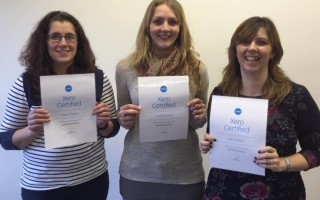 Xero Certifed Ladies