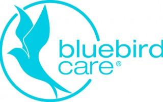 Bluebird Care - Process Blue Logo