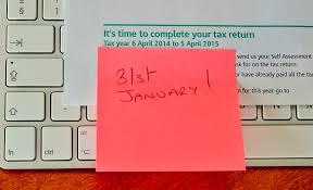 self assessment deadline shrewsbury