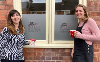 New team members and business expansion for The Hollies Bookkeeping Services